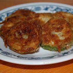 Fried Cucumbers BK