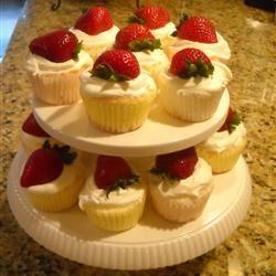 Angel Food Cupcakes coladapina