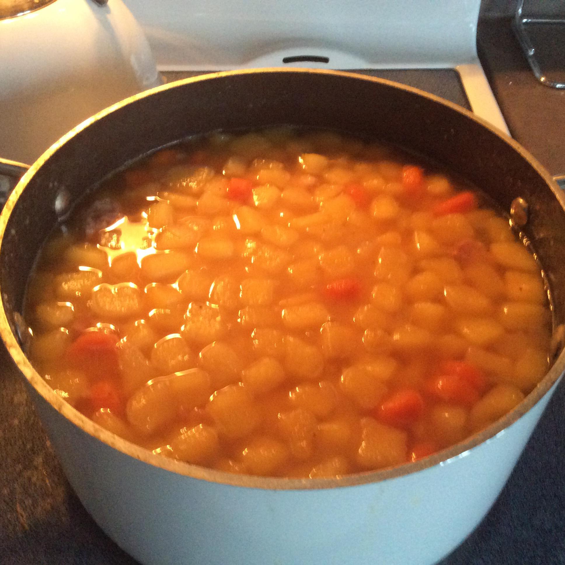Newfoundland-Style Pea Soup EDDIE