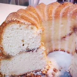 Sour Cream Streusel Coffee Cake Lisa Ritter