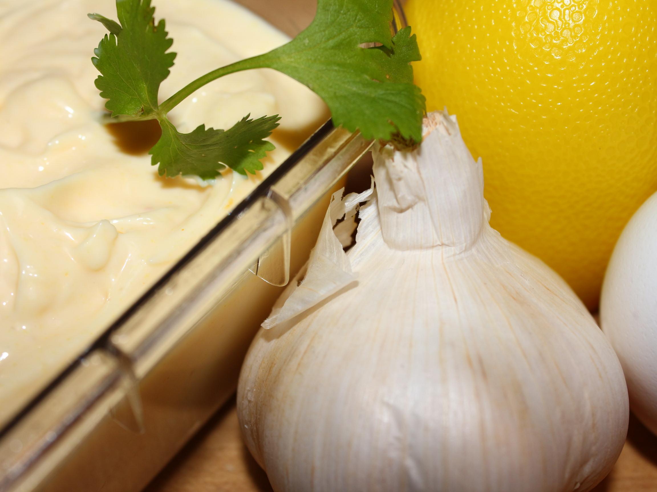 Garlic Mayonnaise Aioli ALAN