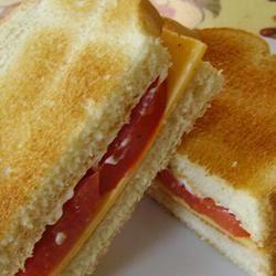 Kansas Tomato Sandwich Christina