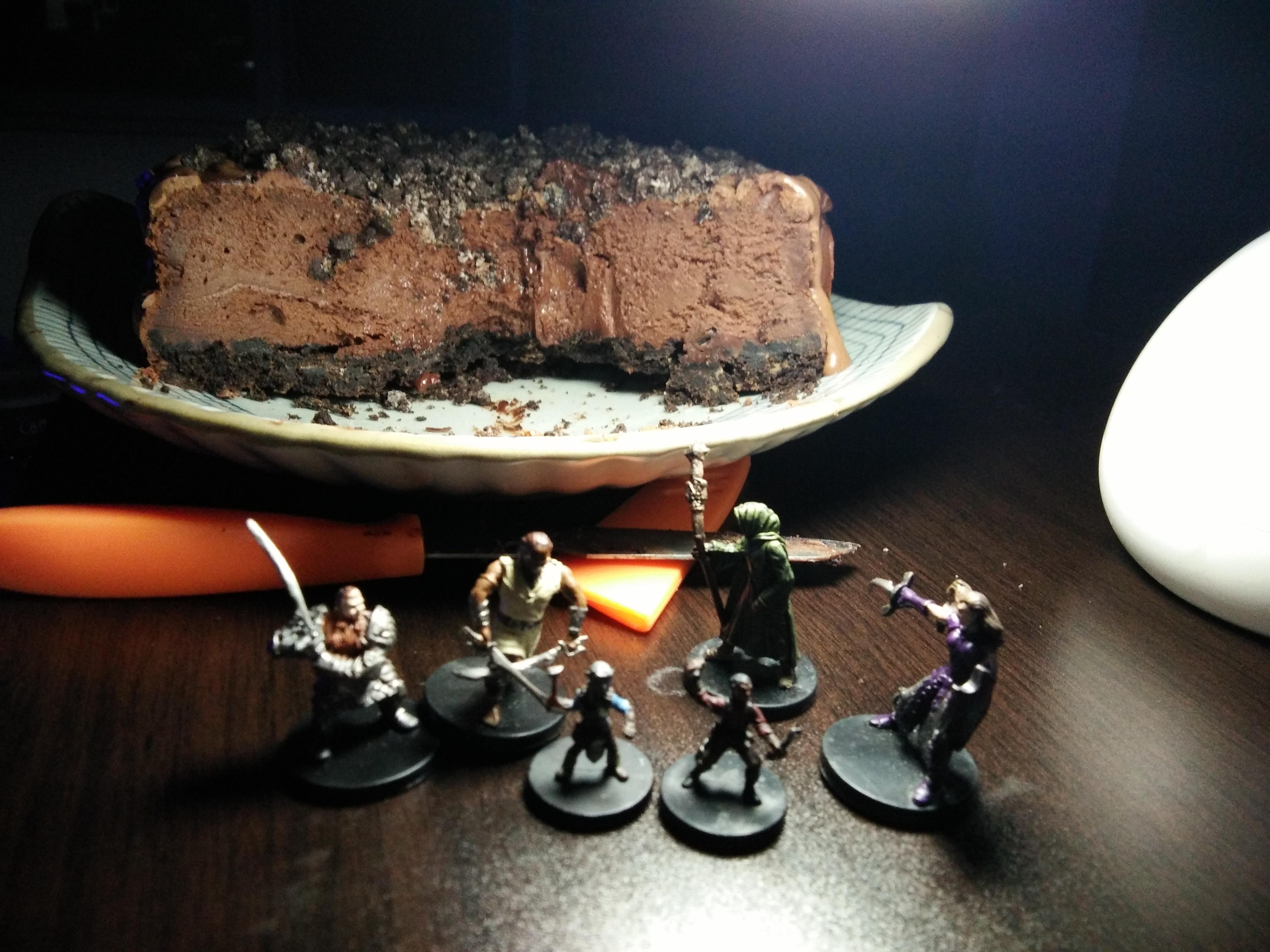 PHILADELPHIA Double-Chocolate Cheesecake LindseyJ