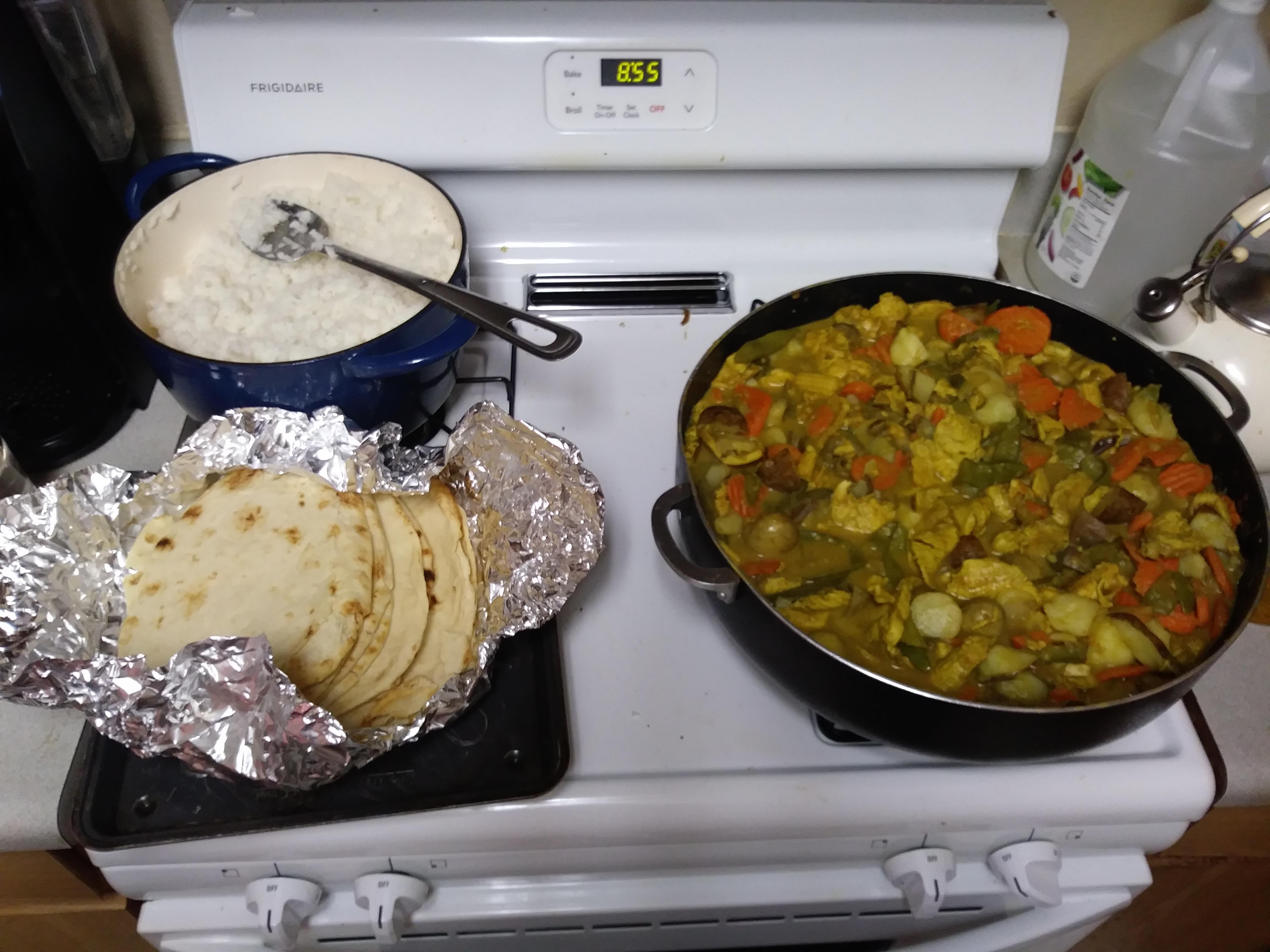Sri Lankan Chicken Curry Kevin Runninger