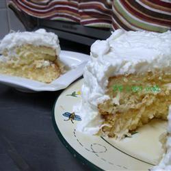 Lite Coconut Cake elfgirl1968
