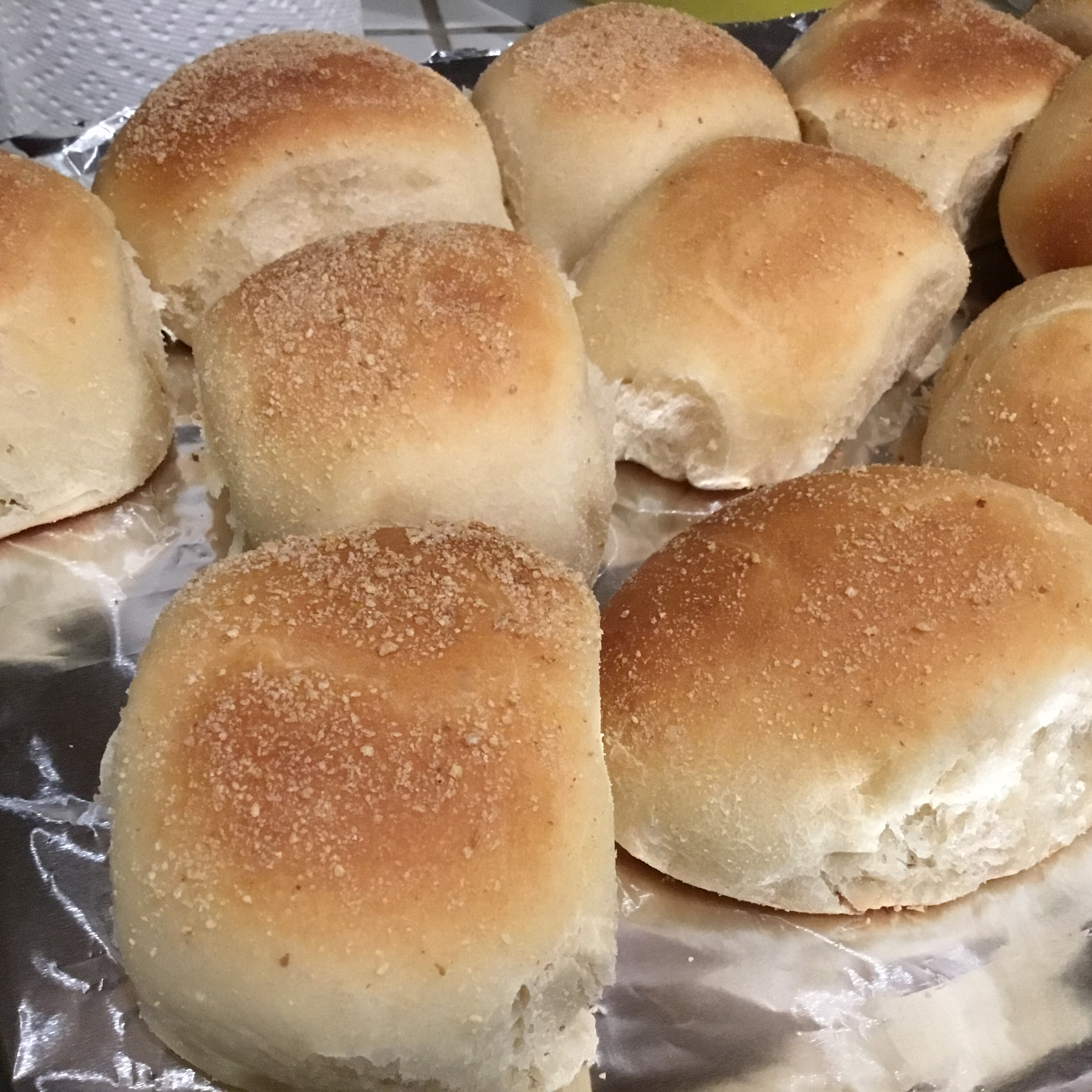 Pandesal Rocky Bacuetes