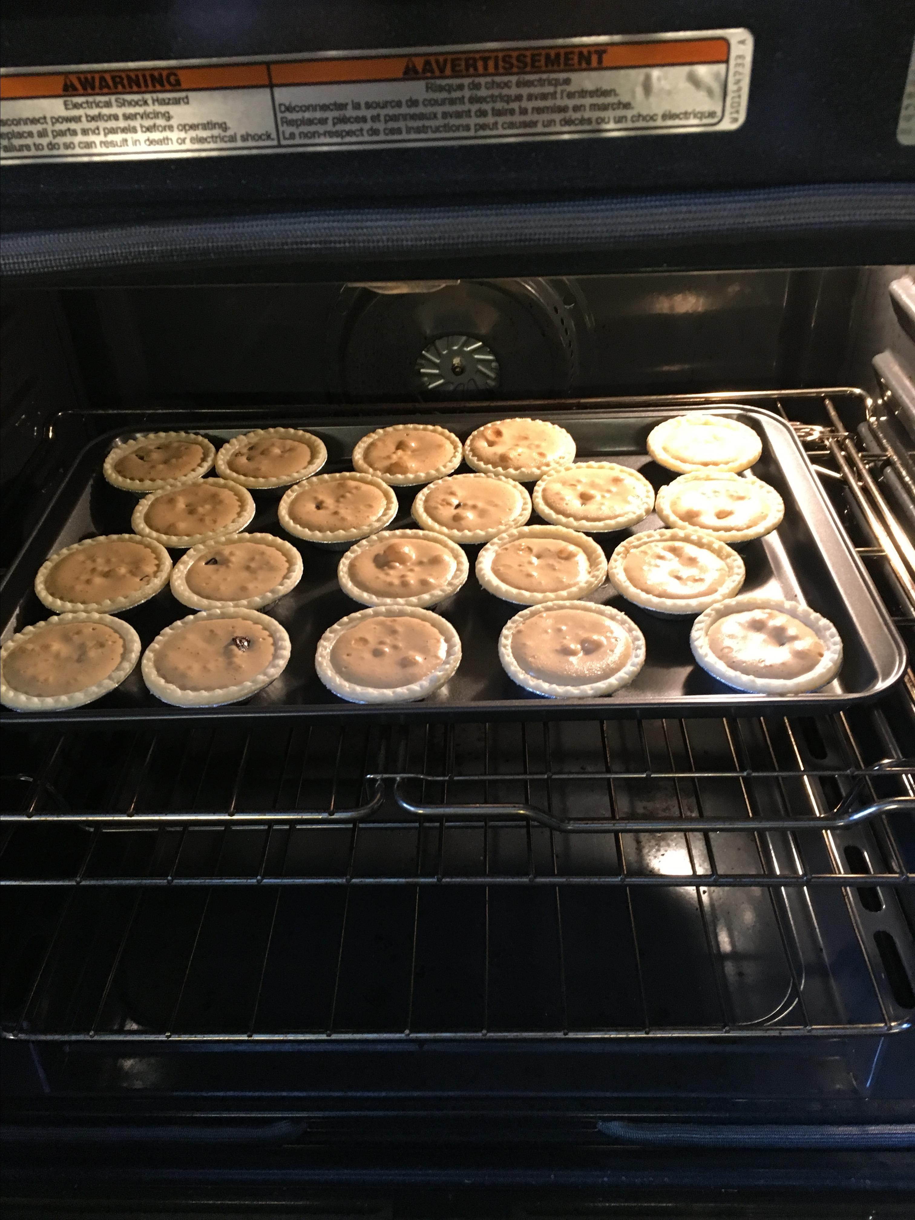 Mrs Welch's Butter Tarts