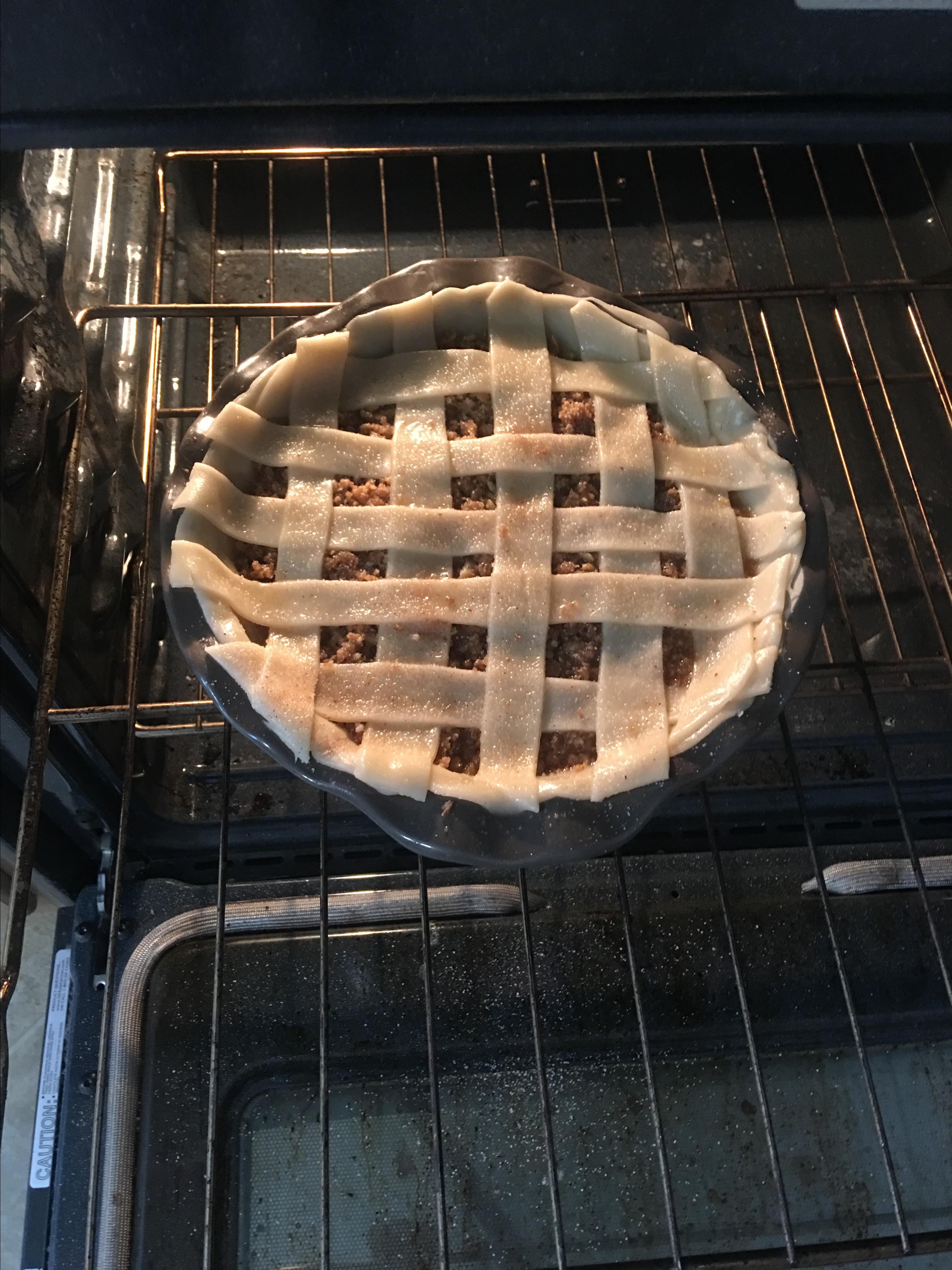 Mock Apple Pie Carey Brown