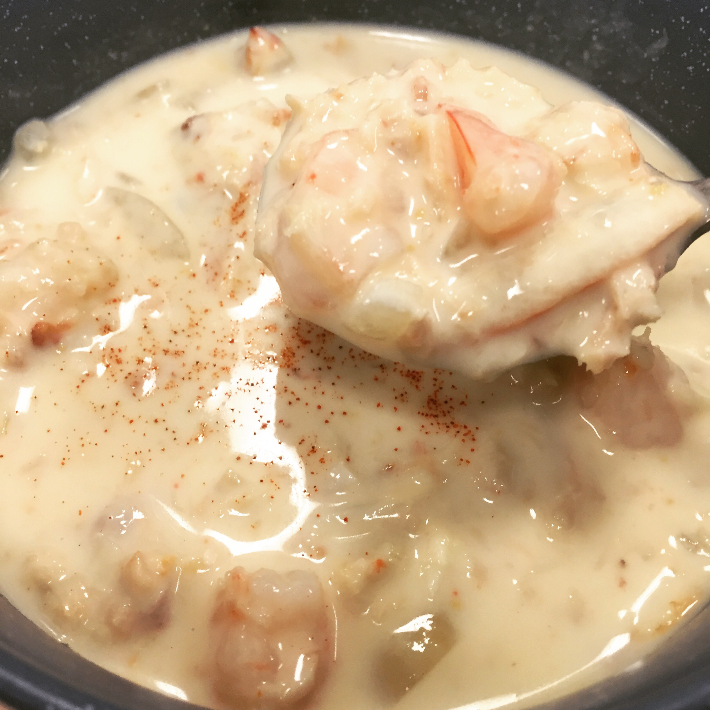Lobster Bisque creekside catering