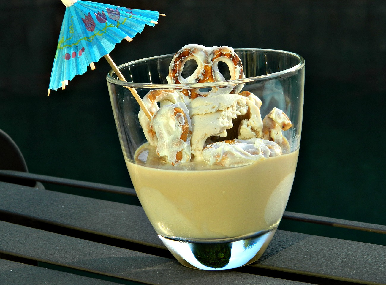 Baileys Ice Cream Sundae