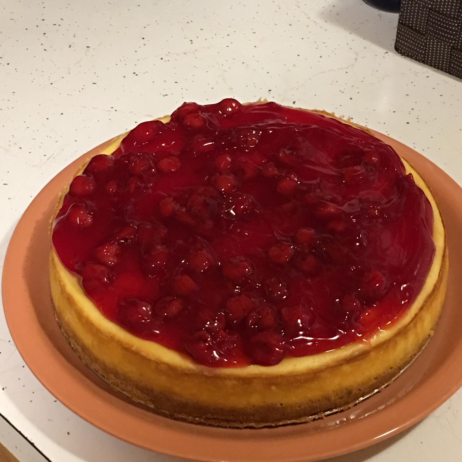 New York-Style Cheesecake Ktav