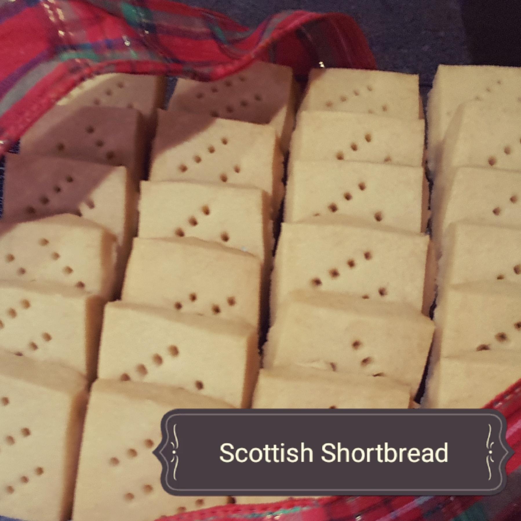 Scottish Shortbread IV Sharyl
