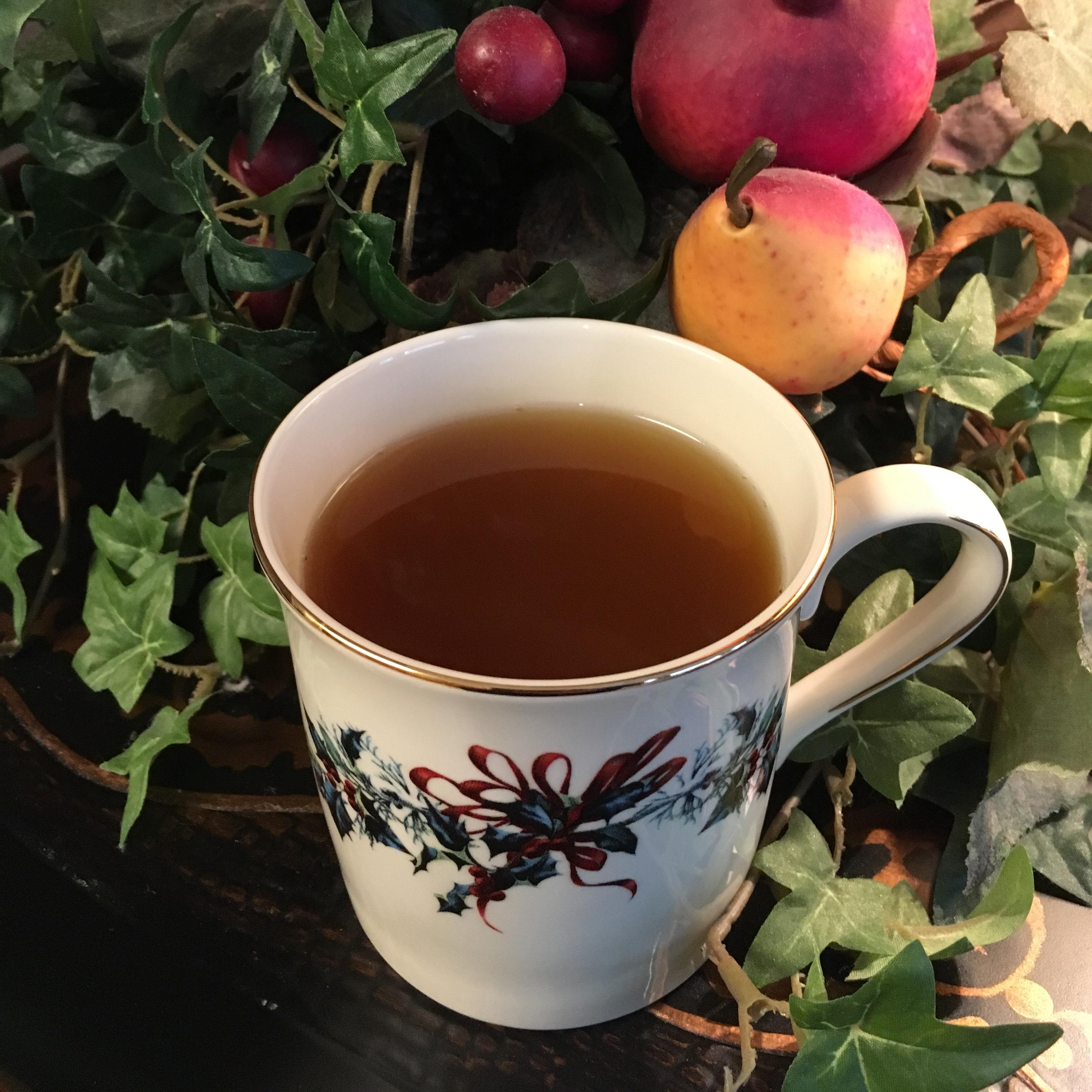 Soothing Hot Ginger Tea Paula