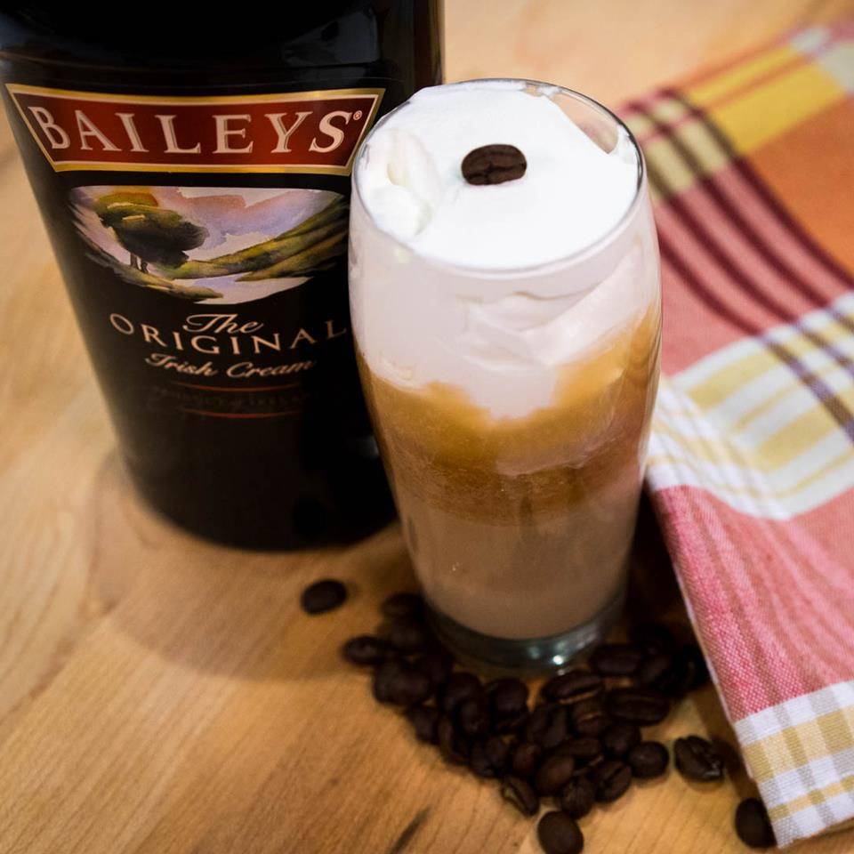 Baileys Layered Coffee Cocktail Trusted Brands