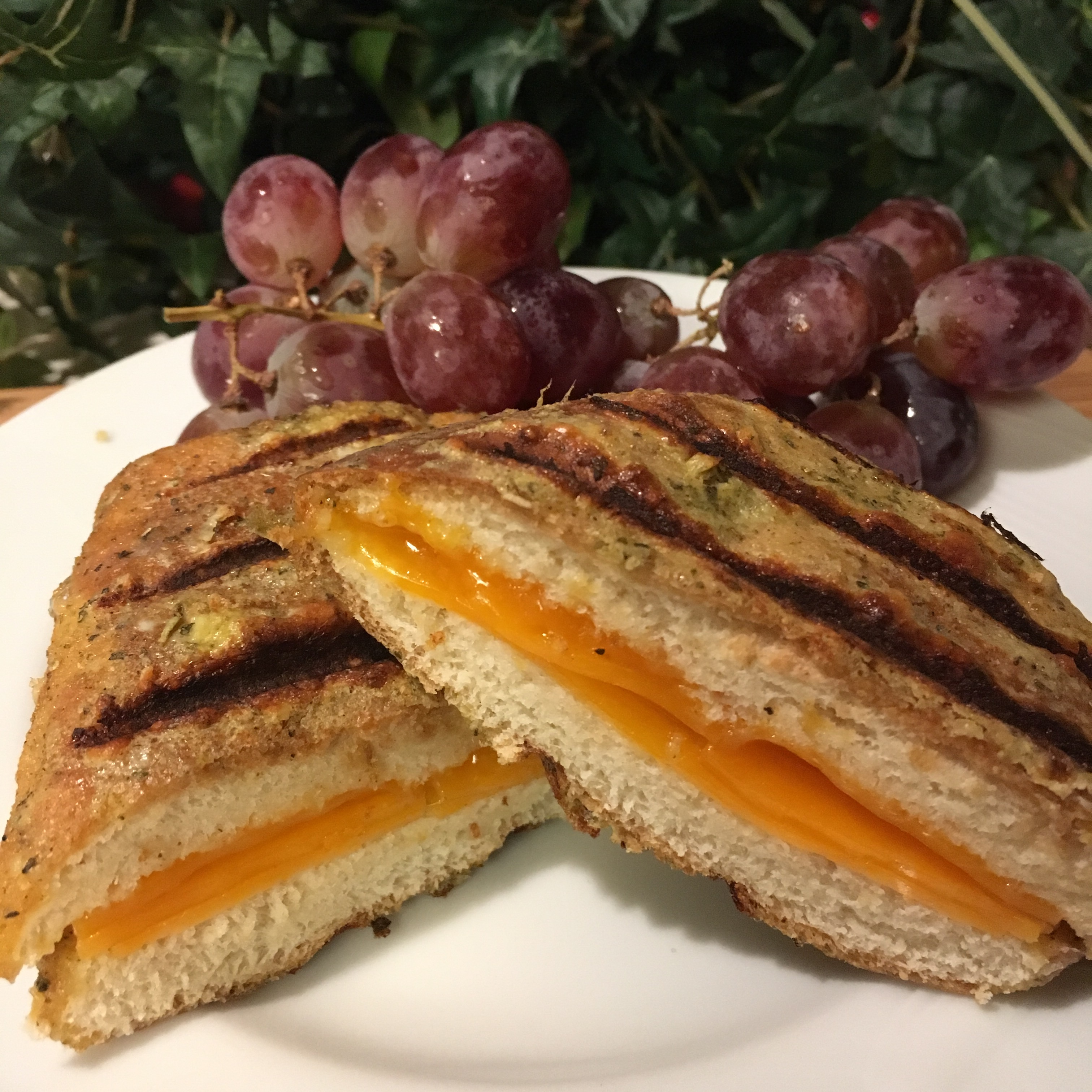 Grandma's Italian Grilled Cheese Sandwich Paula