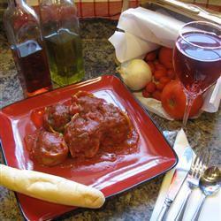 Easy Italian Stuffed Shells and Meatballs