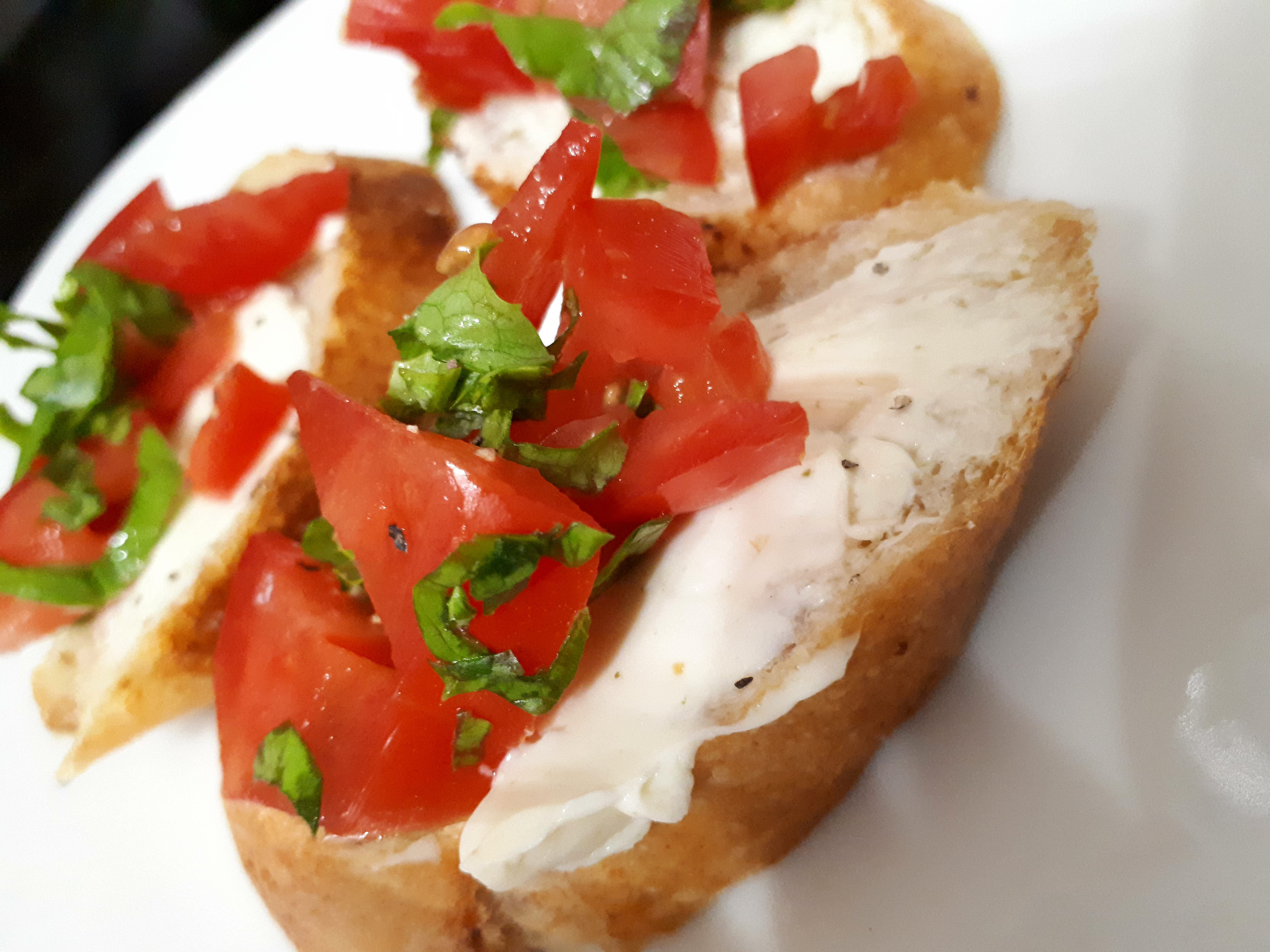 Best Bruschetta Ever Chef V