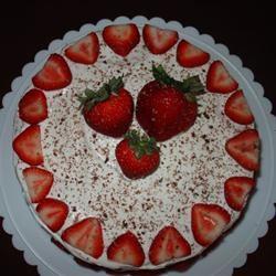 Strawberry Dream Cake I