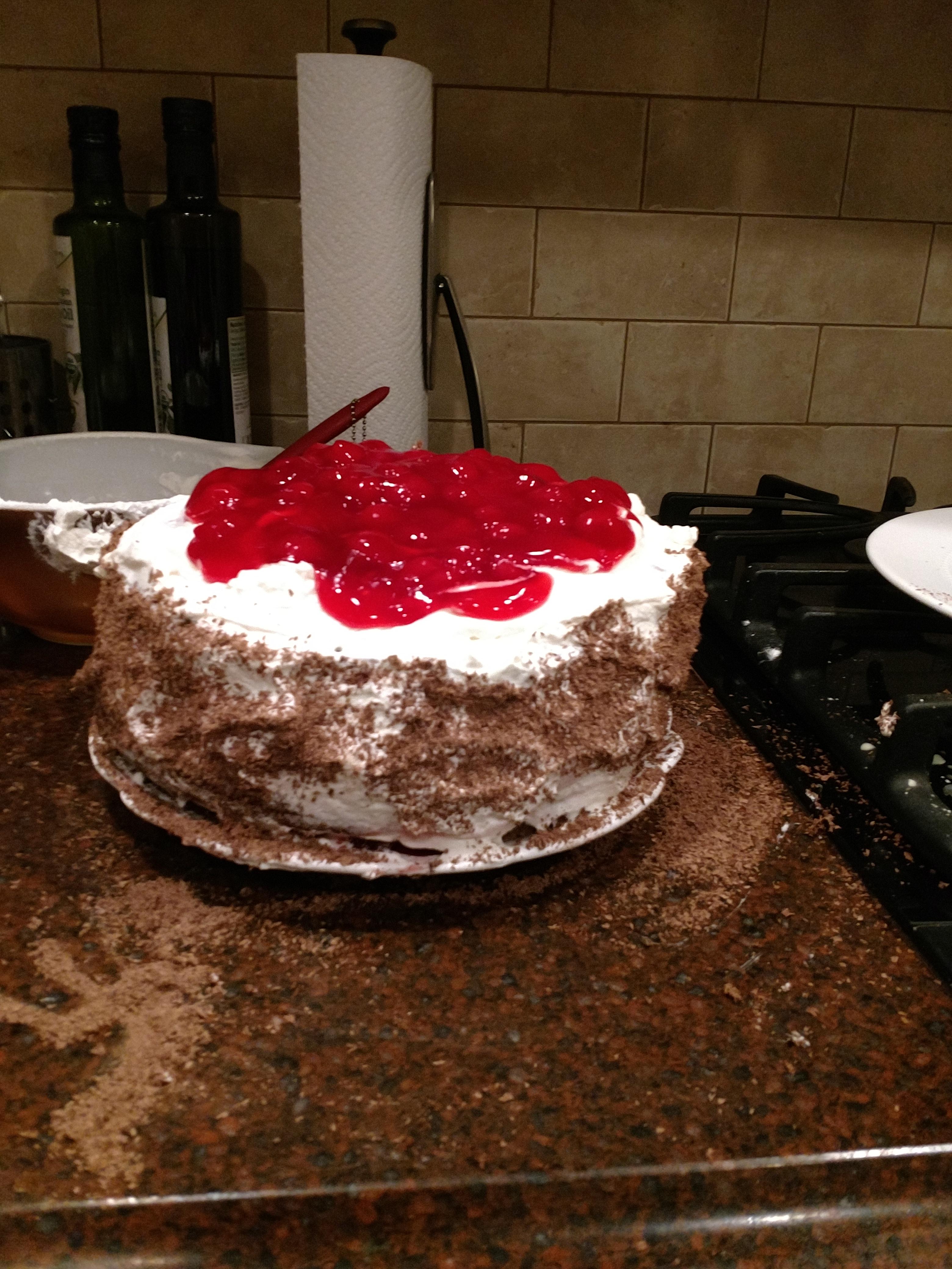 Black Forest Cake I Amanda