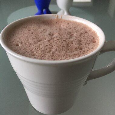 easy vegan hot chocolate recipe