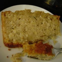 Pineapple Coconut Zucchini Bread