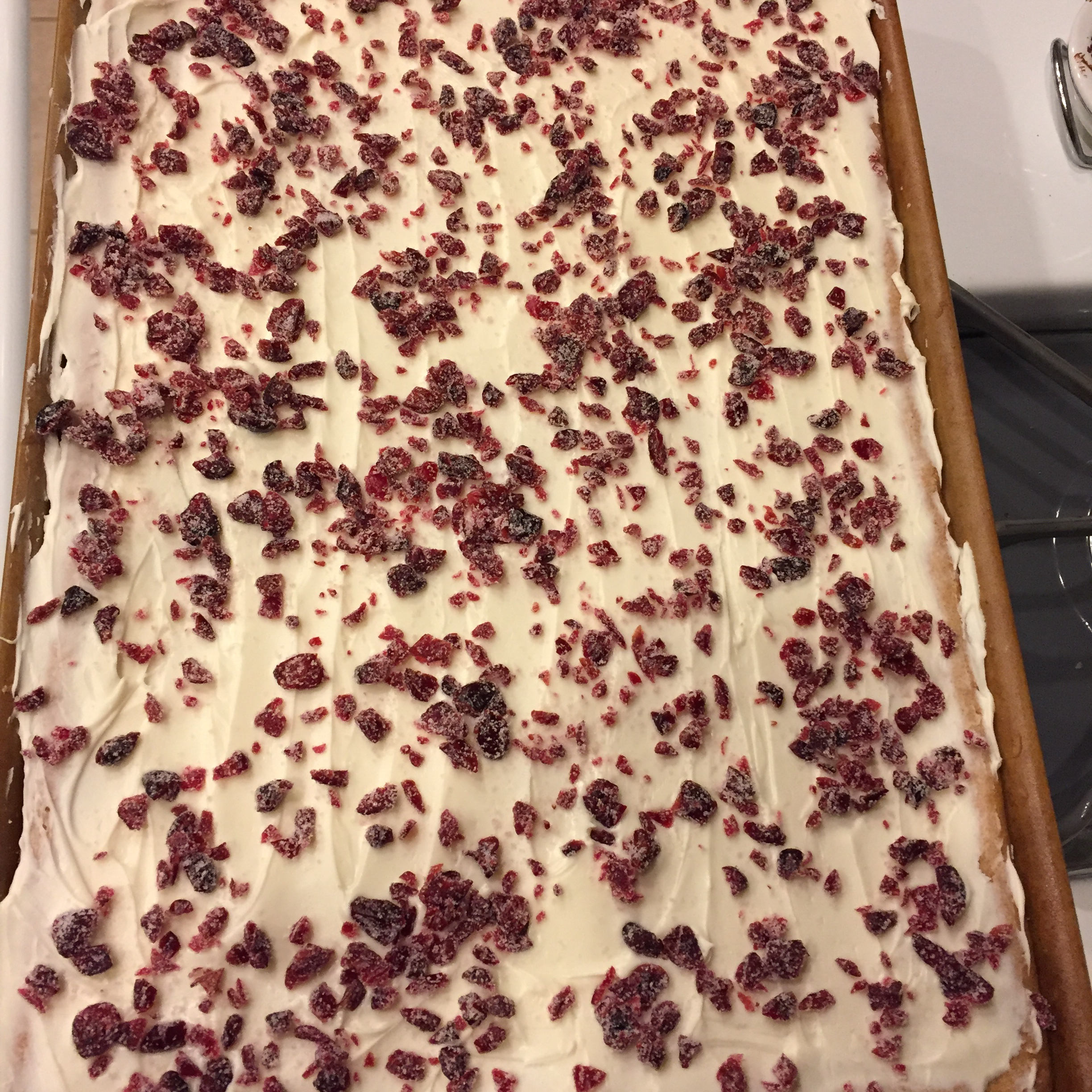 Terrific Toffee Bars Janet Grigg