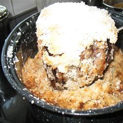 Kosher Salt Encrusted Prime Rib Roast