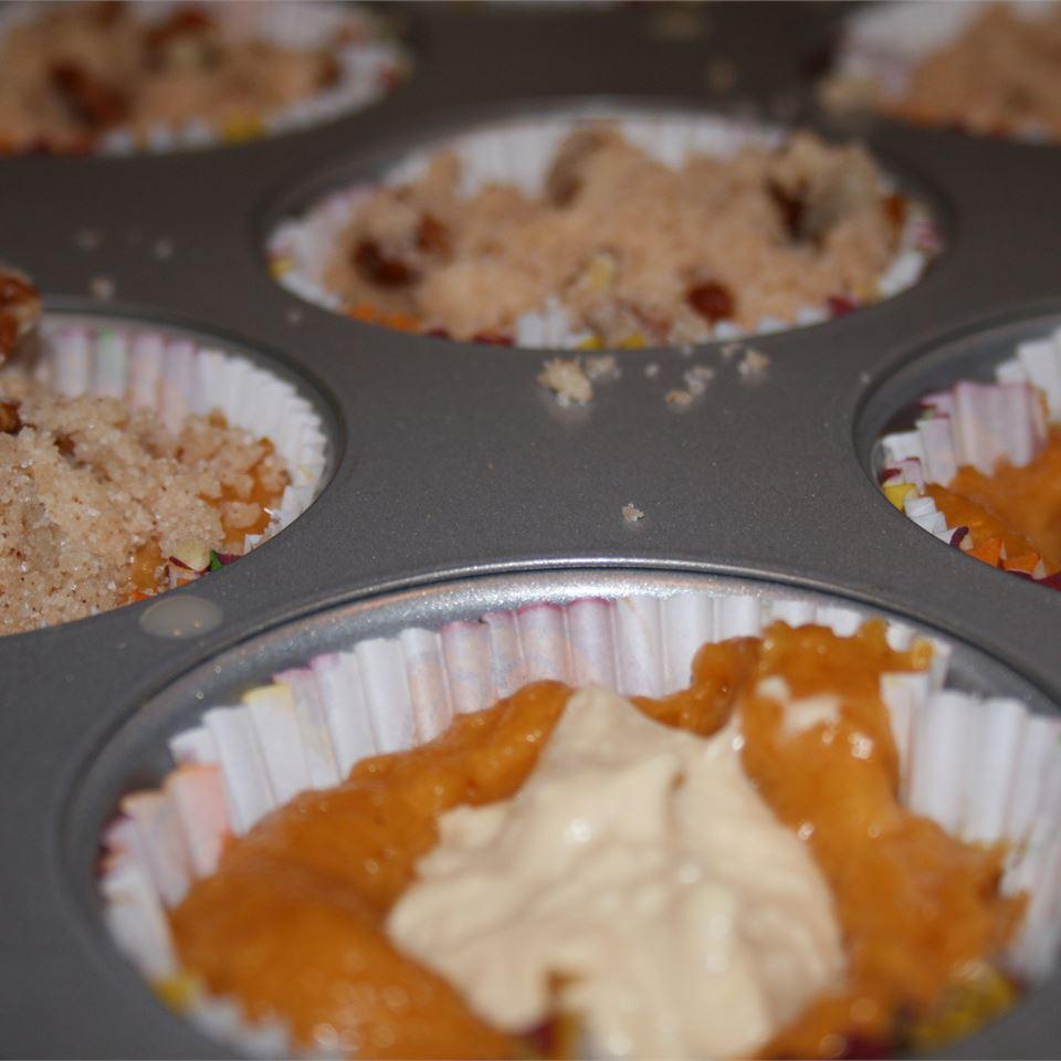 Pumpkin Cream Cheese Muffins Rachel