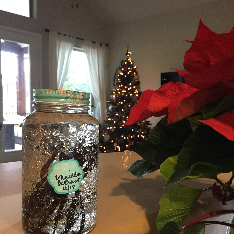 Homemade Vanilla Extract Mary Ledbetter