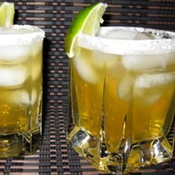 Italian Amaretto Margaritas On the Rocks Clifford Randall Lyde