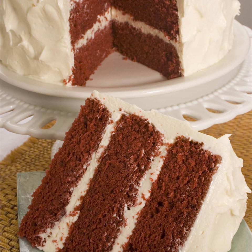 Red Velvet Cake IV
