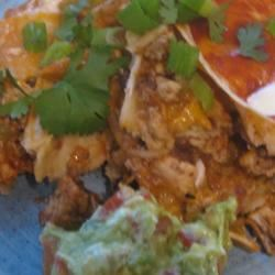 Chicken Enchilada Casserole II