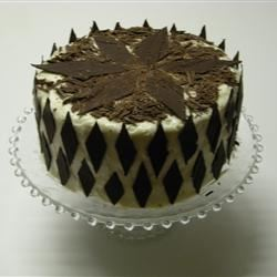 Dark Chocolate Cake I savorymaxwell