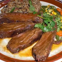Bubba's Barbequed Skirt Steak