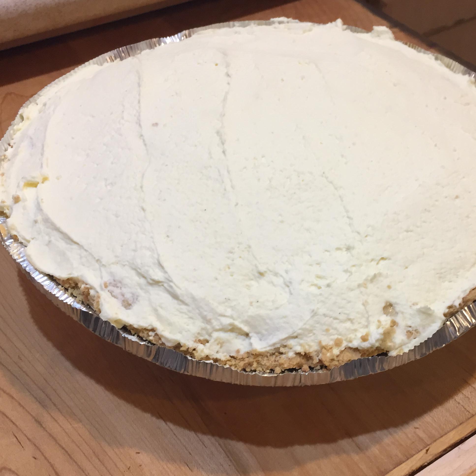 Banana Cream Pie Made Easy
