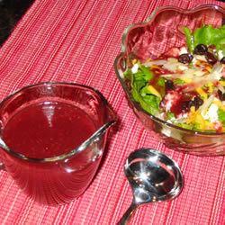 Red Raspberry Vinaigrette Christina