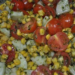 Cherry Tomato Corn Salad ruby_cube