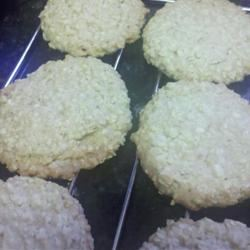 Oatmeal Shortbread Cookies noah's mom
