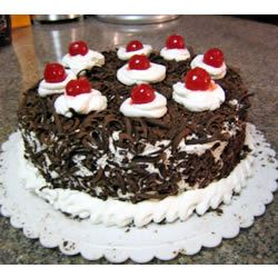 Black Forest Cake II Futo Maki