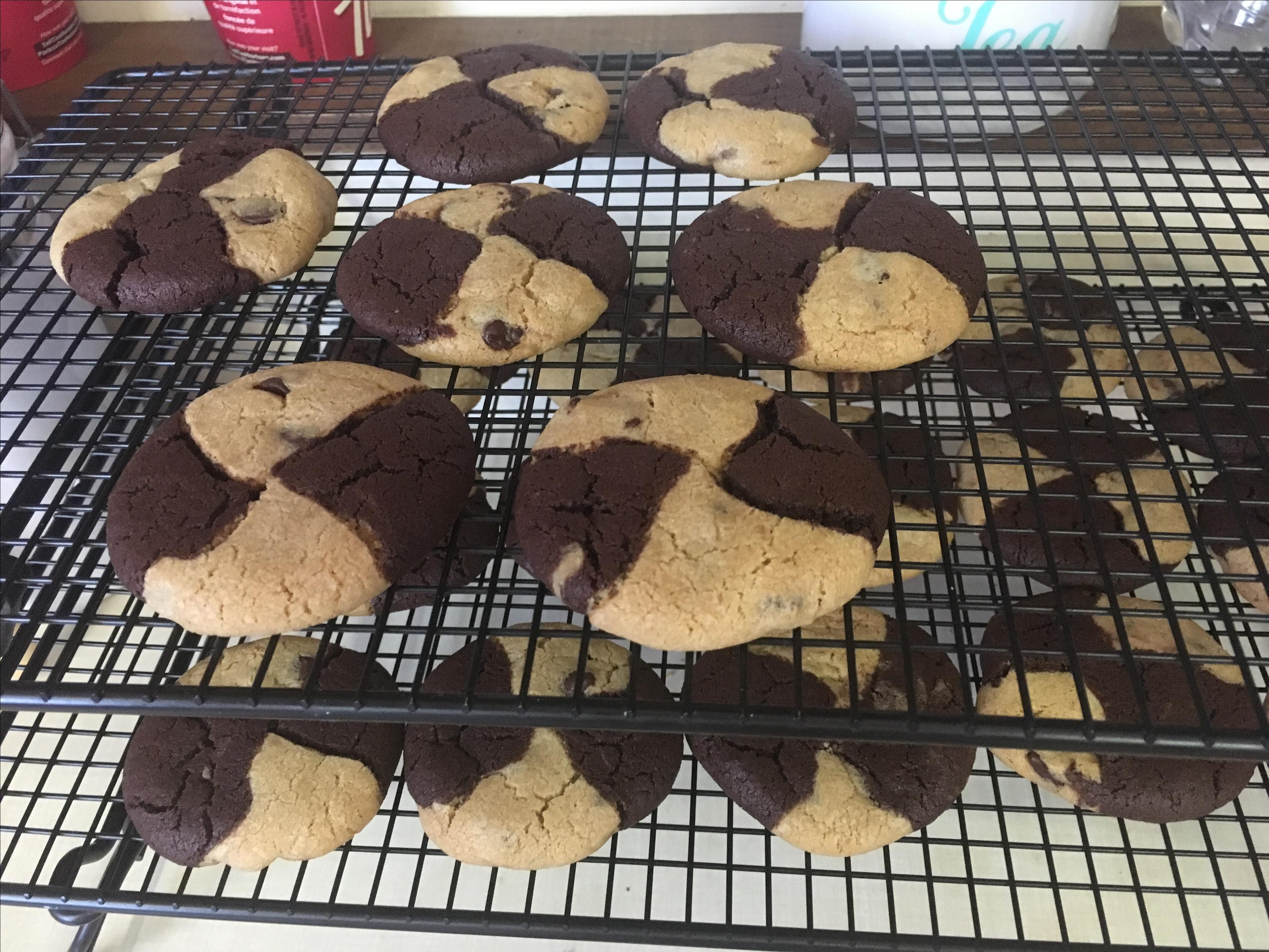 Chocolate Chip Crisscross Cookies Laura