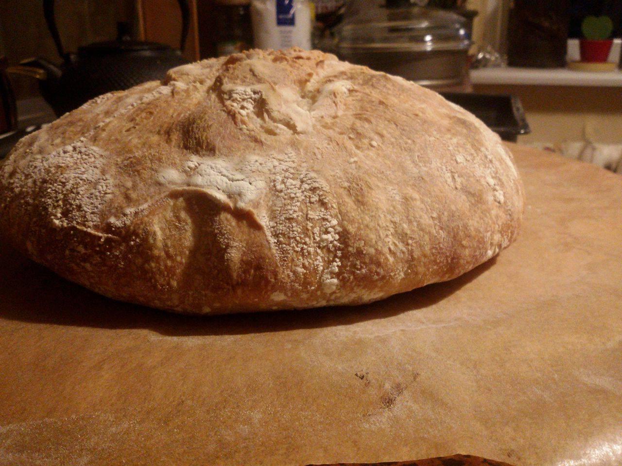 Chef John's Sourdough Bread