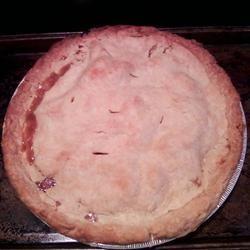 Basic Flaky Pie Crust Alison