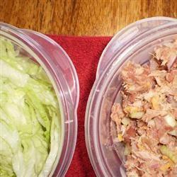 Kidney Bean Tuna Salad Sara