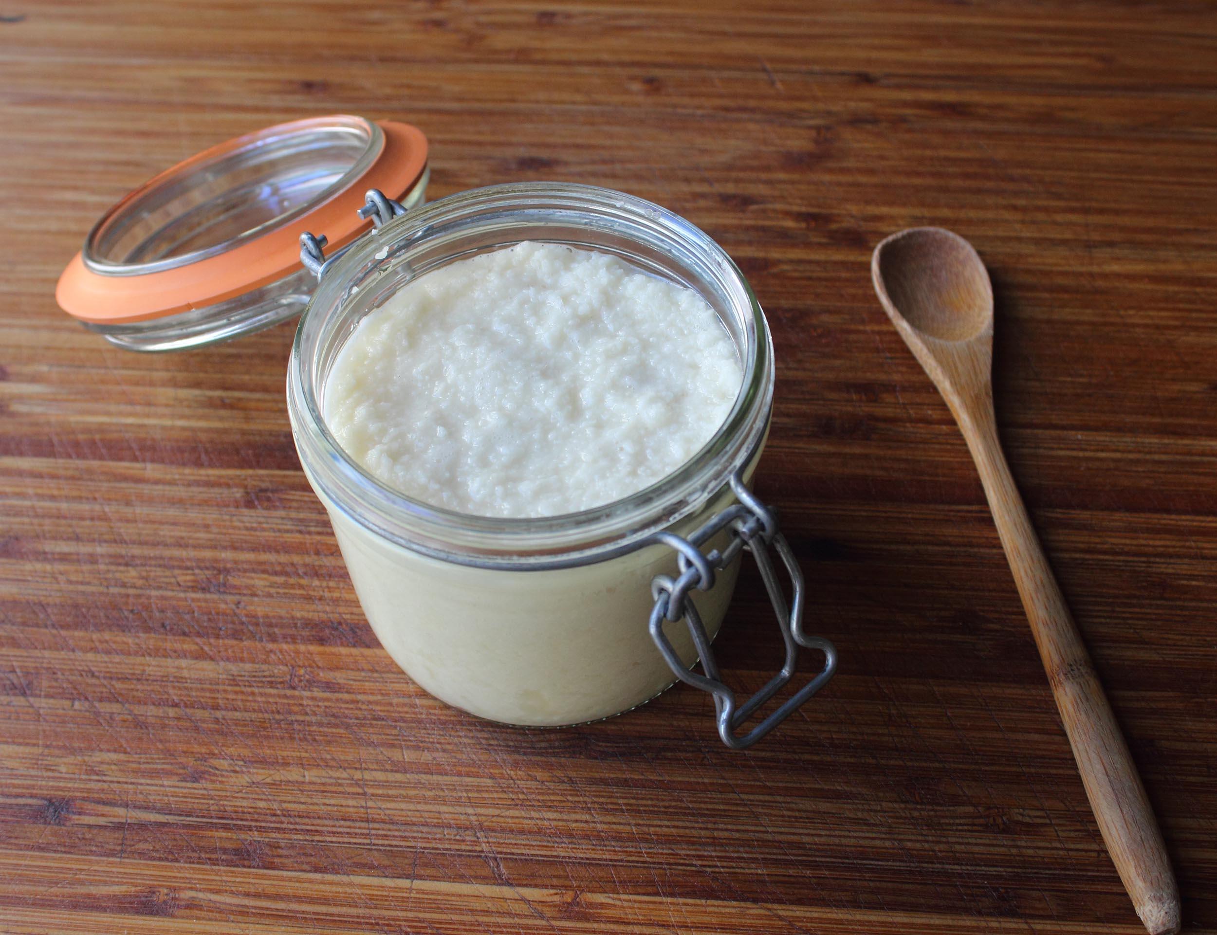 Homemade Prepared Hot Horseradish