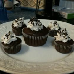 Self-Filled Cupcakes I