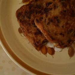 Applesauce French Toast