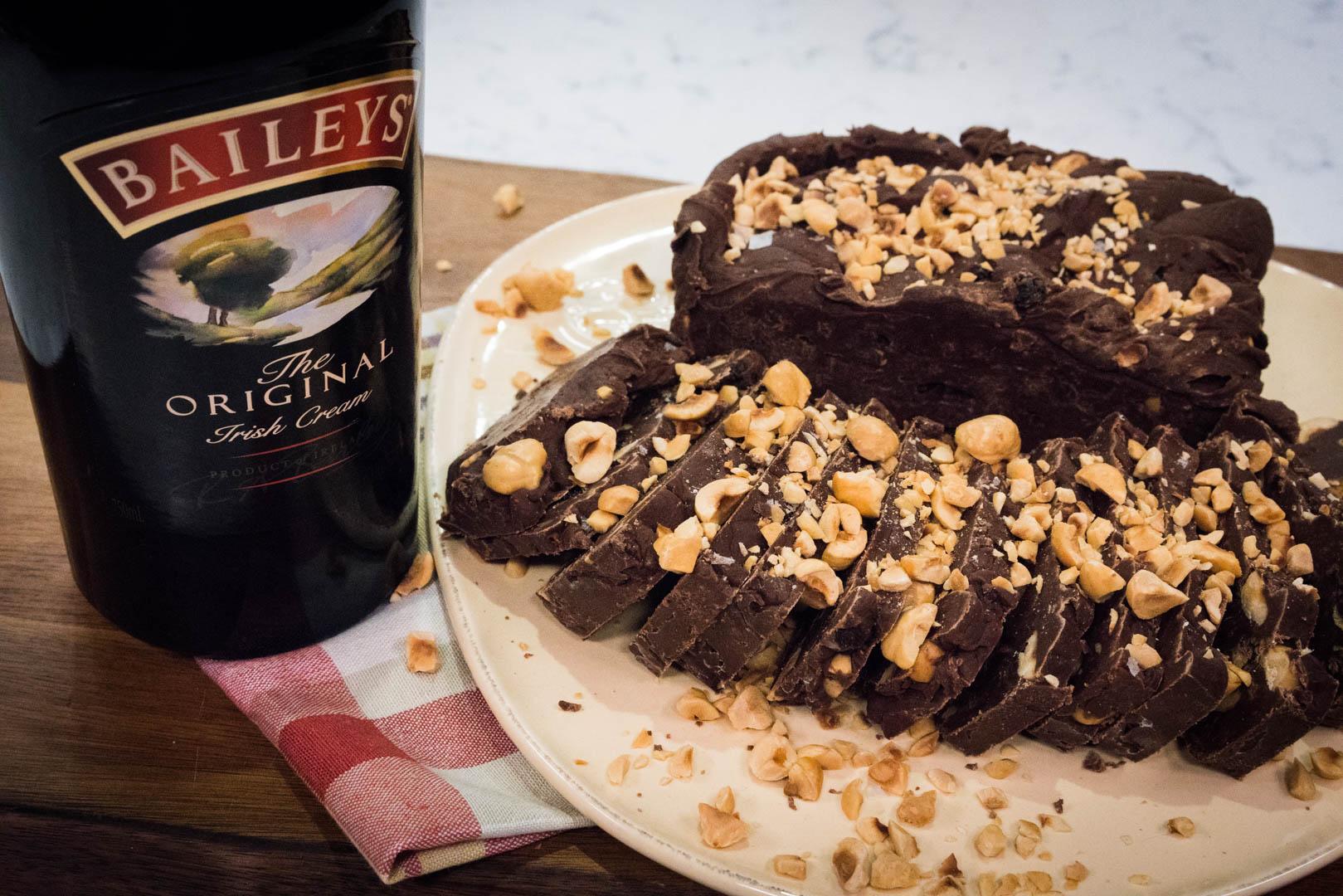 Baileys 5-Minute Fudge Rachael Ray Every Day
