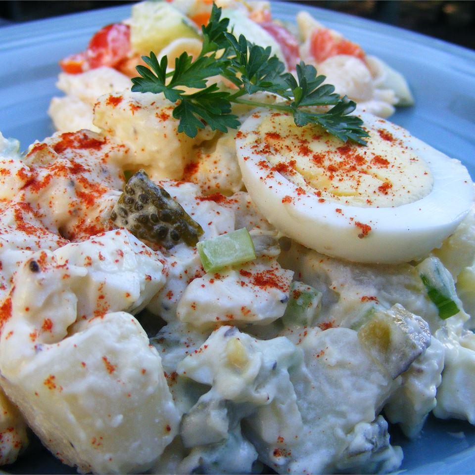 My Mom's Good Old Potato Salad