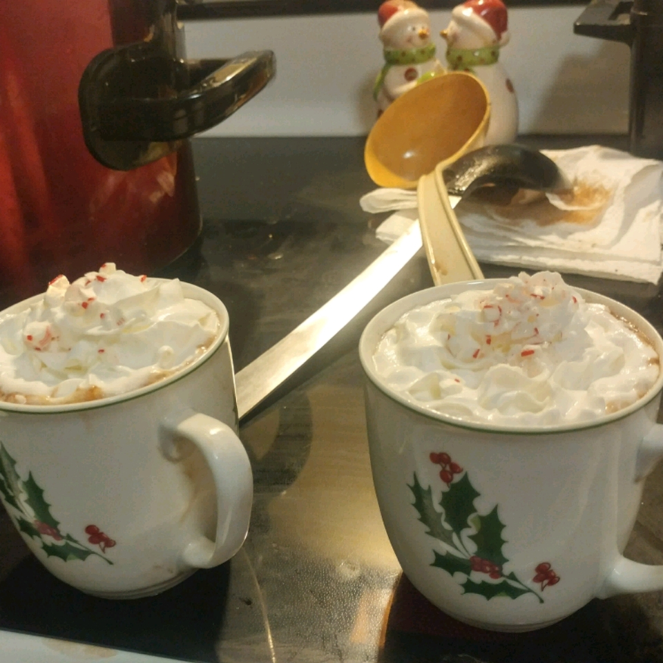 Rich Slow Cooker Hot Chocolate Alex Hernandez