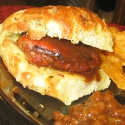 Seasoned Turkey Burgers JARRIE
